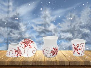 Snowflake-Ceramic