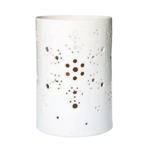 Winter Flurries - Medium Jar Holder