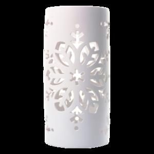 Winter Flurries - Large Jar Holder
