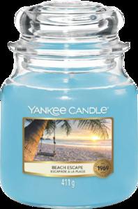 Beach Escape - Medium Jar