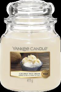 Coconut Rice Cream - Medium Jar